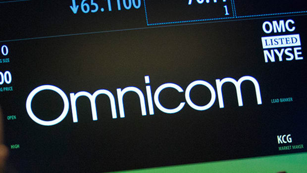 Omnicom (OMC) Stock Higher Following Earnings Results
