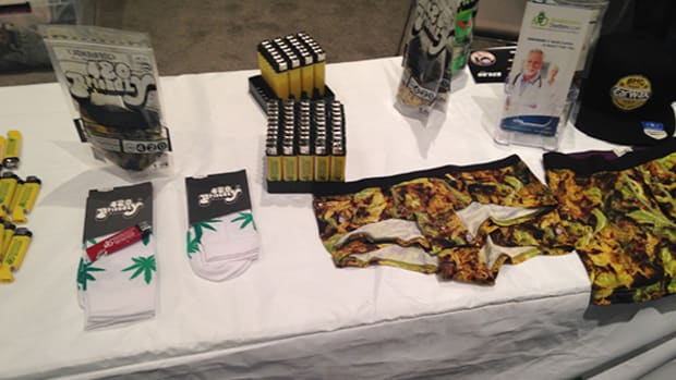 8 Surprising Items You'll Find at a Marijuana Conference