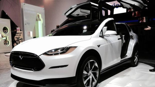 Here's Why X Marks the Spot for Tesla's New 'Winged' SUV