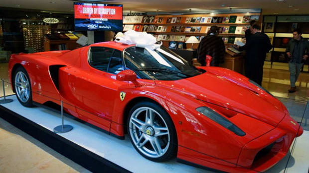 One Powerful Car Engine Just Drove a Lot of Money to Ferrari