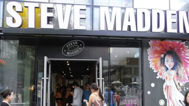 Step Into Shares of Steve Madden, Hilton Says Chartwell Manager