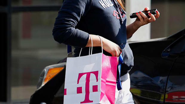 T-Mobile (TMUS) Stock Higher, May Be Next Takeover Target