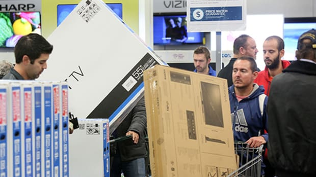 With a Couple of Exceptions, It's Best To Stay Clear of Bricks-and-Mortar Retail