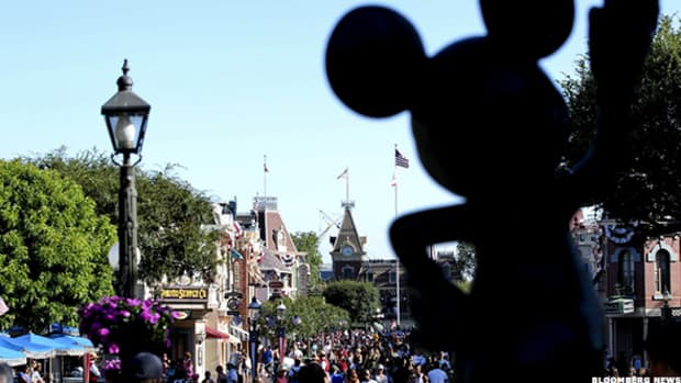 Ritholtz's Brown Hopes Disney (DIS) Reports 'Somewhat Disappointing' Q4 Results