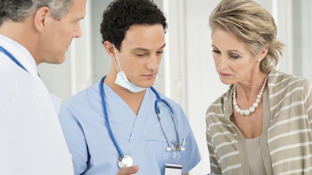 Male Nurses Make An Average of $5,148 More Annually than Female Nurses