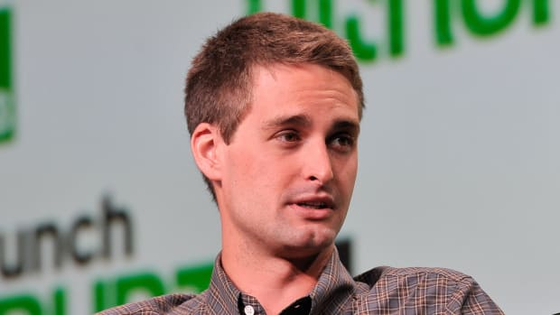 Snap Shares Up as Evan Spiegel Says Snapchat Fact-Checks Political Ads