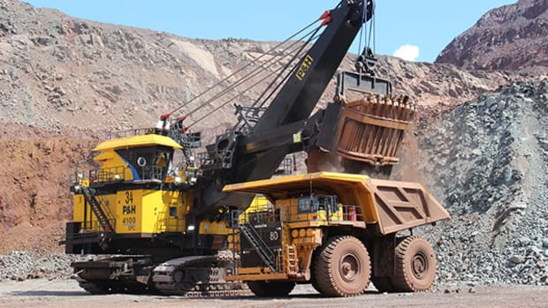 Cliffs Natural Resources (CLF) Stock Down After Pricing Public Offering