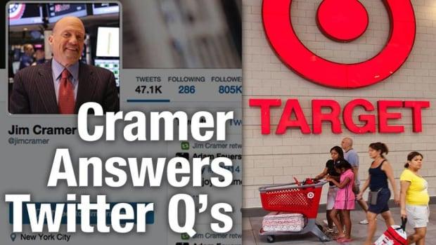 Jim Cramer: Target Is Back, Priceline Can Go A Lot Higher
