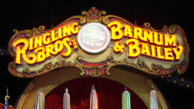 Ringling Bros. and Barnum & Bailey Circus to End Elephant Acts