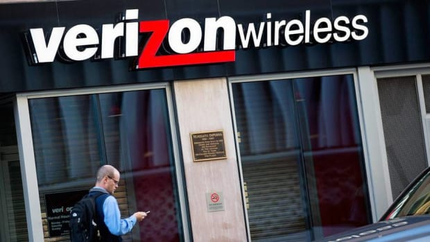 Verizon Looks to 'The Internet of Things' for Revenue Growth