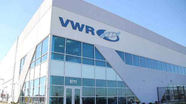 Debt Overhang, Strong Dollar Won't Slow Growth Says VWR CEO