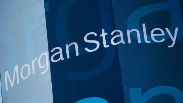 Morgan Stanley Treasurer Brown Heading to Fannie Mae