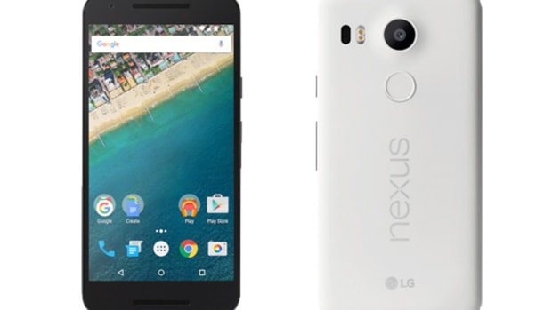 The Nexus 5X is the Second Best Android You Can Buy