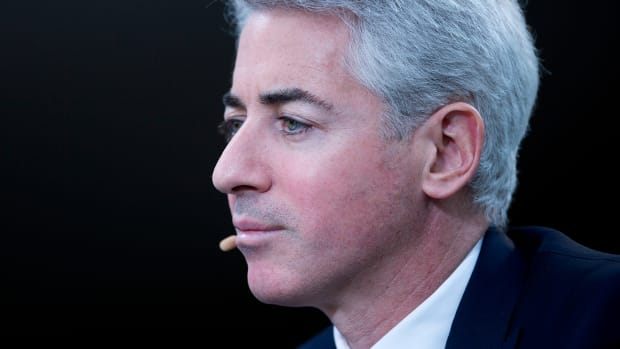 Ackman Says Latest Investment Up 30% Since Fund Took Stake