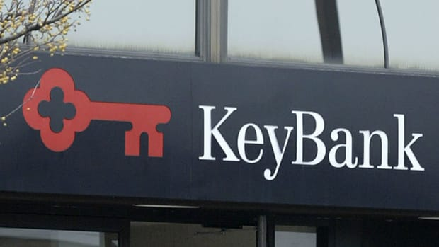KeyCorp Rebounds Slightly After Being Clobbered With Financial Sector