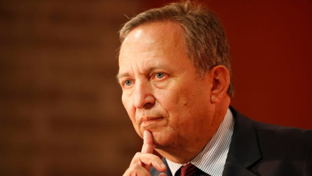 Former Treasury Secretary Larry Summers Talks New Lending Economy in Exclusive Interview