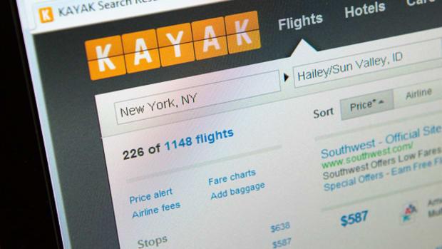 Priceline Makes Surprise Swoop for Kayak