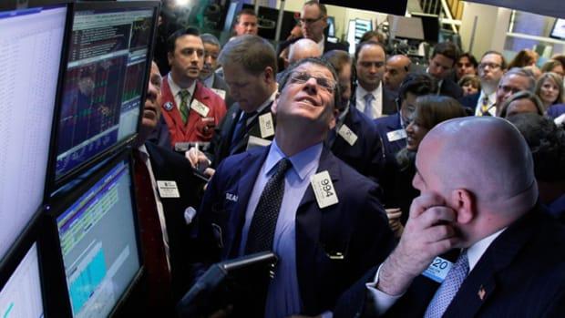 Stocks Finish Higher on Jobs Data, China Stimulus Hopes