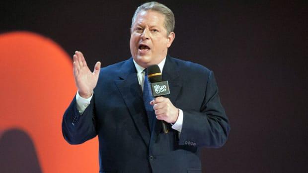 Al Gore Walks Away From Green Energy