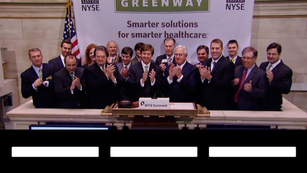 Greenway IPO Pops on Opening