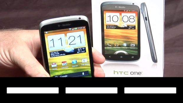 HTC One-S Android Superphone Comes To T-Mobile