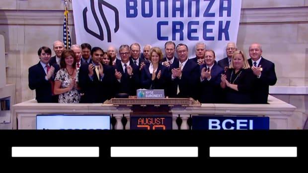 Bonanza Creek CEO Gushing Over Revenue