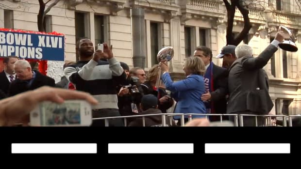 Super Bowl Victory Parade Fans Weigh In on Nike-NFL Deal