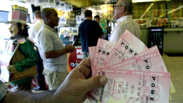 What To Do if You Win the $550 Million Powerball Jackpot