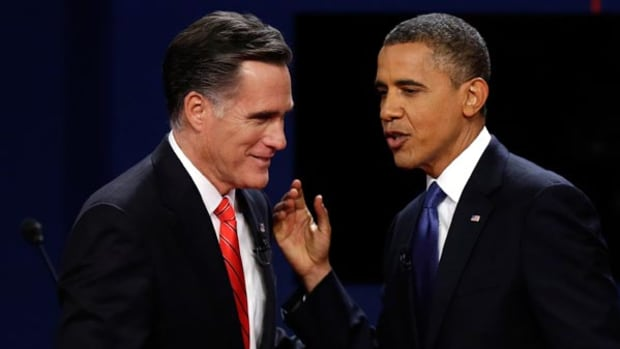 Fact-Stretching in Presidential Debate