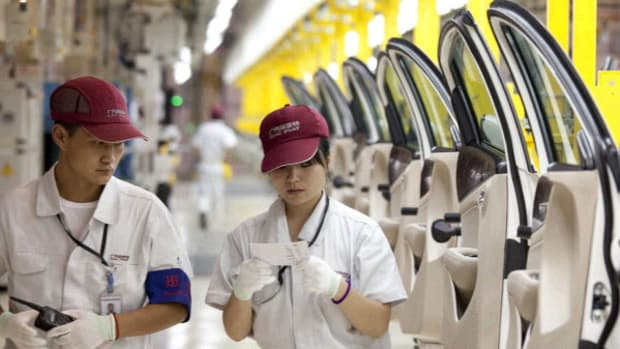 Manufacturing's Lack of Confidence