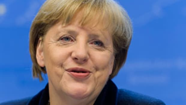 Ms. Merkel and the Markets