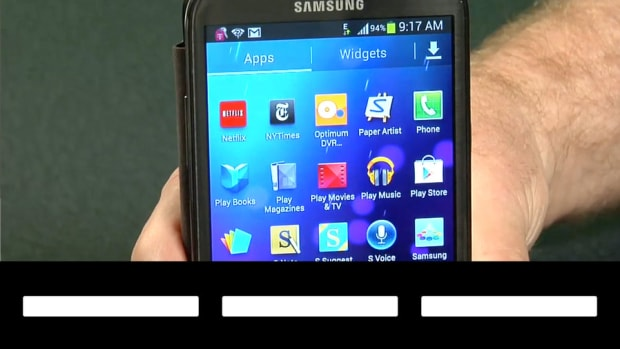 Samsung Galaxy Note II: Large Smartphone Or Small Tablet?