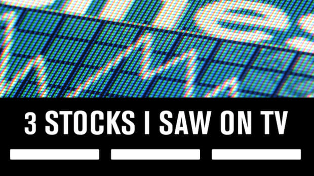 3 Stocks I Saw on TV