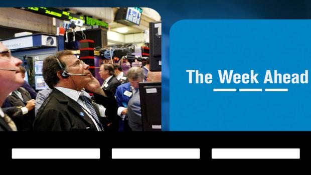The Week Ahead: GDP Data, RIM Earnings