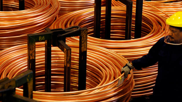 What You Should Expect for Copper in 2014