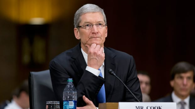 Tim's Got This: Question Apple's Revenue Growth at Your Own Peril