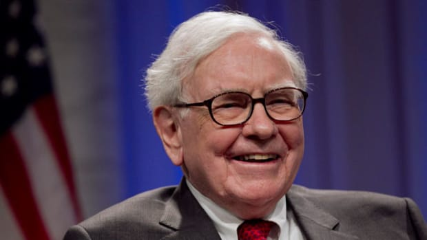 Warren Buffett's Favorite Indicator Shows Equities May Be Stretched