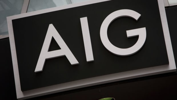 AIG Has 30% Upside from Here