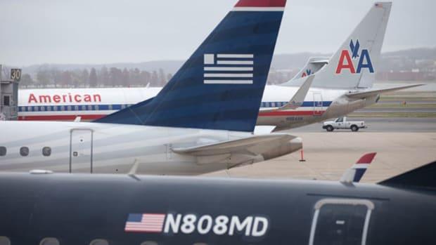 American Airlines Merger, Passport Kiosks Boost Charlotte Airport