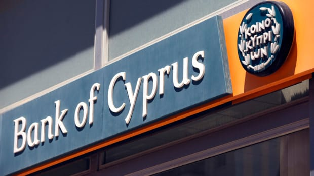 Trending Now: World Stocks Fall on Cyprus Bailout Plan