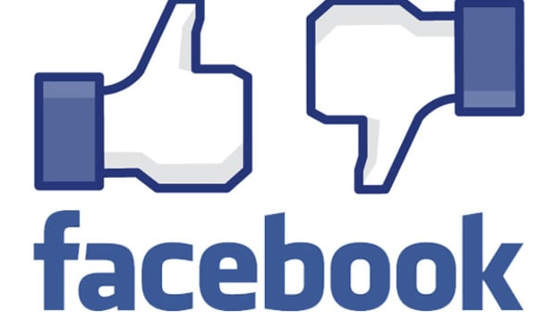 Is a Facebook Breakout Imminent?: Must-See Chart