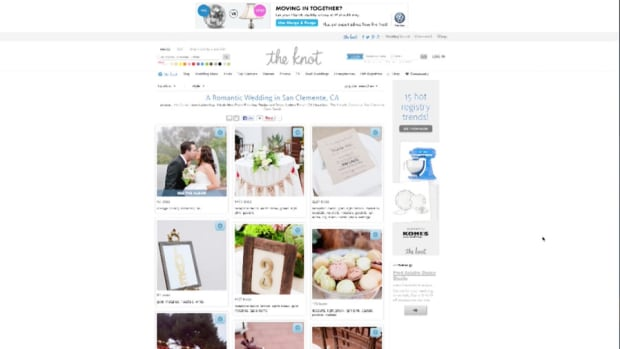 TheKnot Helps Brides Budget