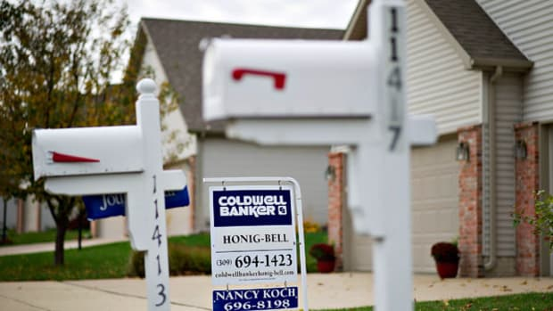 Slower New Home Sales Can't Stop Regional Banks' Ride