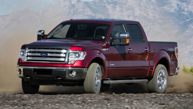 [video] Quick Take: Ford Launches New F-150