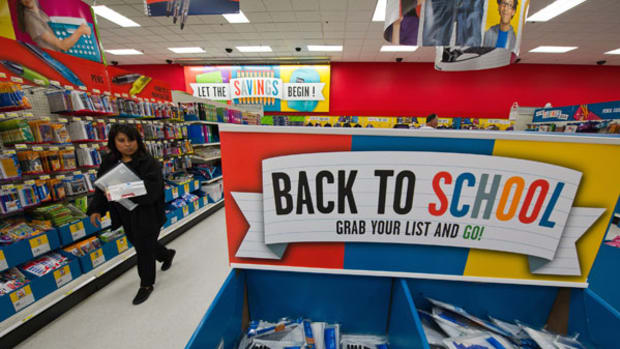 Retailers Brace for Lower Back-to-School Sales