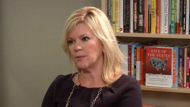 Whitney Calls Bull on CA Surplus