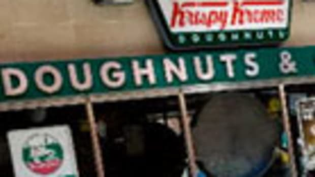 Turnaround Stories: One Year Later at Cosi and Krispy Kreme
