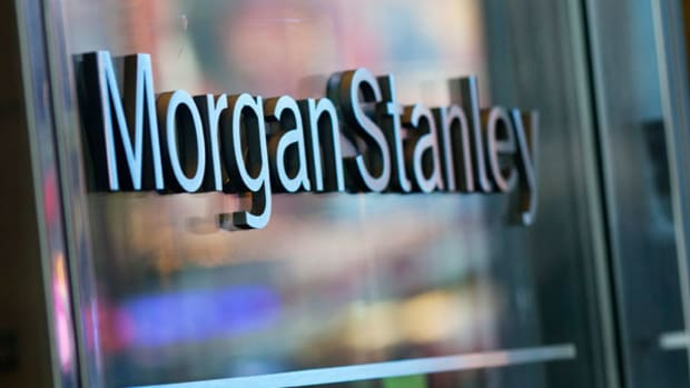 Morgan Stanley Jumps After B of A Reports Improved Earnings