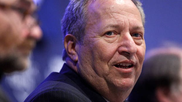Larry Summers: Social Media's Whipping Boy