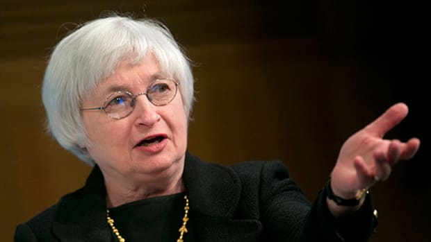 Why the Market Loves Yellen's Fed: StockTwits.com